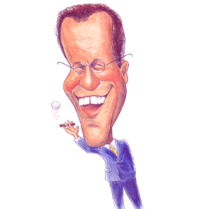 Celebrity Caricatures - Rick Wright and Co.